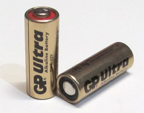 Eliteled Com Gp 23ae 12v Battery